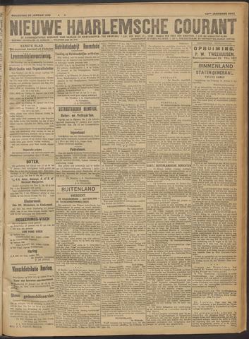 Nieuwe Haarlemsche Courant 1919-01-22
