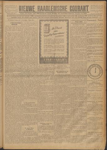 Nieuwe Haarlemsche Courant 1927-10-28
