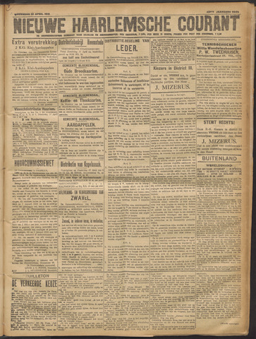 Nieuwe Haarlemsche Courant 1918-04-10