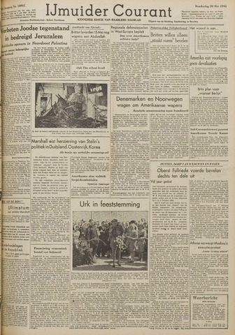IJmuider Courant 1948-05-20