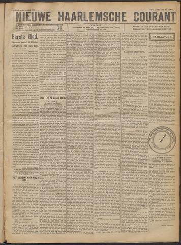 Nieuwe Haarlemsche Courant 1921-10-28