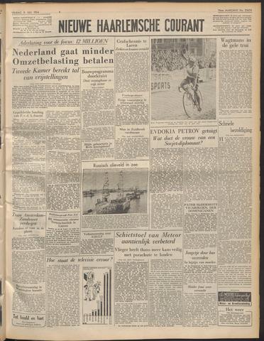Nieuwe Haarlemsche Courant 1954-07-09