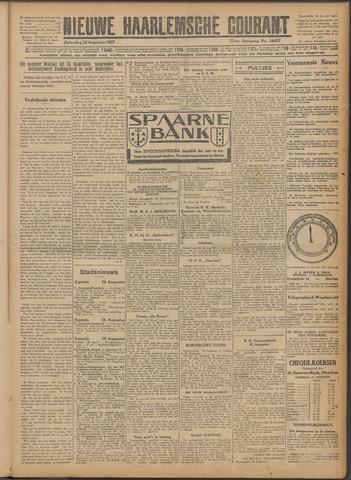Nieuwe Haarlemsche Courant 1927-08-13