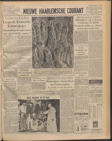 Nieuwe Haarlemsche Courant 1961-05-20