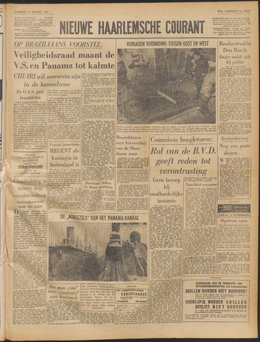 Nieuwe Haarlemsche Courant 1964-01-11