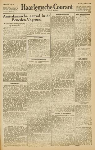 Haarlemsche Courant 1945-02-19