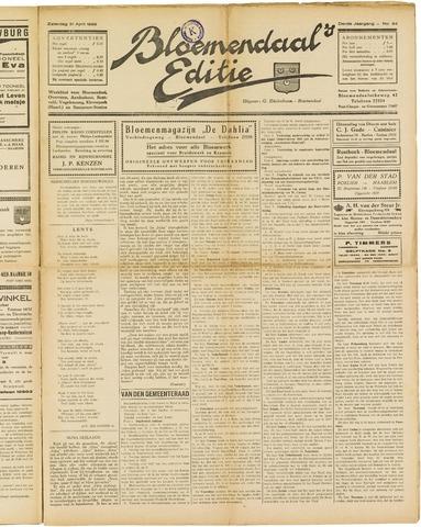 Bloemendaal's Editie 1928-04-21