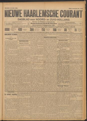 Nieuwe Haarlemsche Courant 1910-07-22