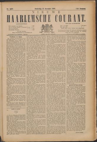 Nieuwe Haarlemsche Courant 1886-12-23