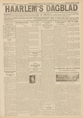 Haarlem's Dagblad 1926-09-24