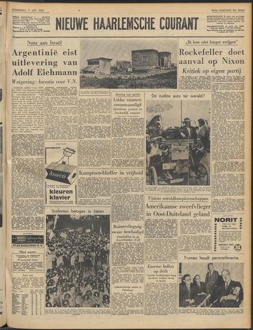 Nieuwe Haarlemsche Courant 1960-06-09