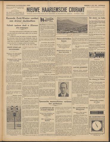 Nieuwe Haarlemsche Courant 1936-07-16