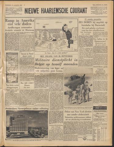 Nieuwe Haarlemsche Courant 1959-08-19