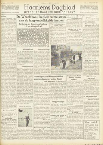 Haarlem's Dagblad 1951-09-11