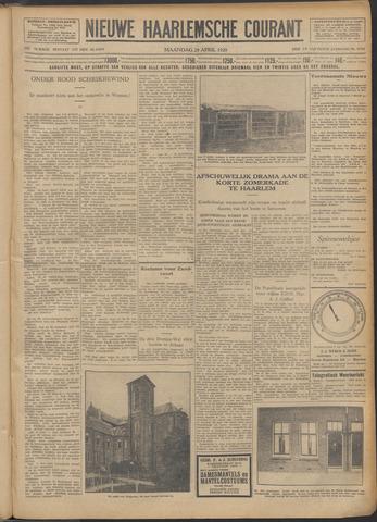 Nieuwe Haarlemsche Courant 1929-04-29