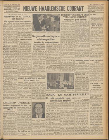 Nieuwe Haarlemsche Courant 1947-09-22