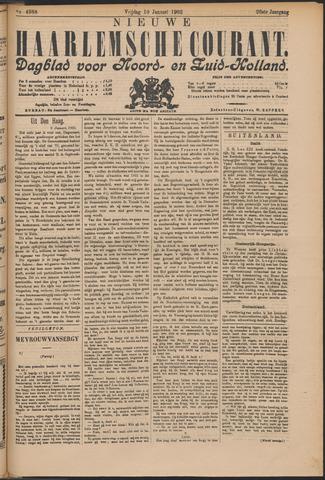 Nieuwe Haarlemsche Courant 1902-01-10