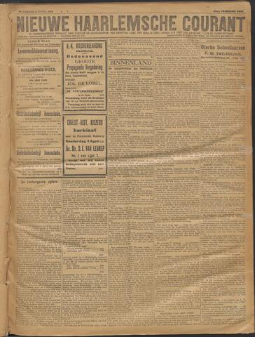 Nieuwe Haarlemsche Courant 1919-04-02