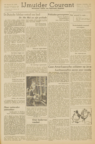 IJmuider Courant 1945-12-08