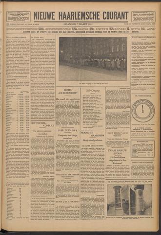 Nieuwe Haarlemsche Courant 1932-03-07