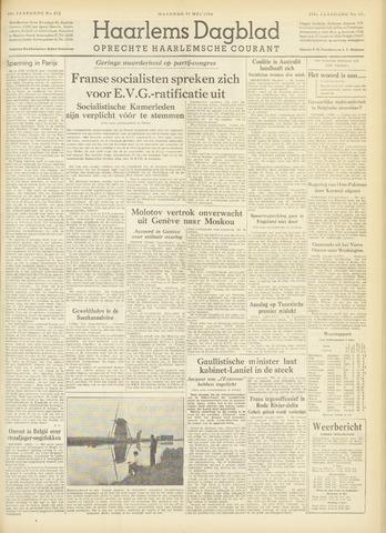 Haarlem's Dagblad 1954-05-31