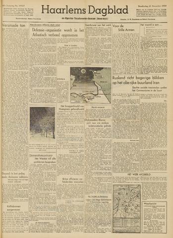 Haarlem's Dagblad 1950-12-21