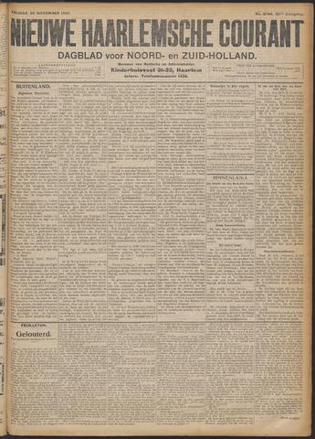 Nieuwe Haarlemsche Courant 1907-11-22
