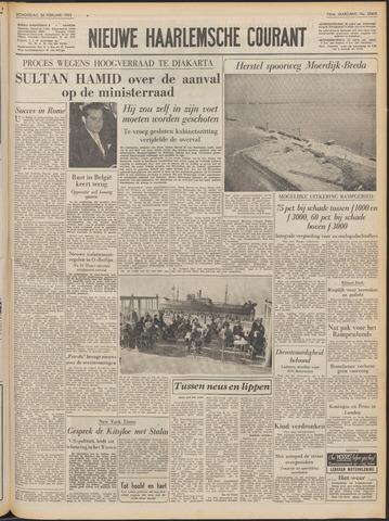 Nieuwe Haarlemsche Courant 1953-02-26