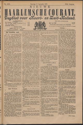 Nieuwe Haarlemsche Courant 1900-09-15