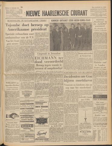 Nieuwe Haarlemsche Courant 1961-12-15