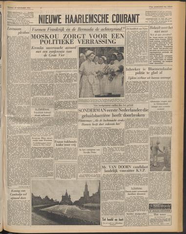 Nieuwe Haarlemsche Courant 1953-11-27