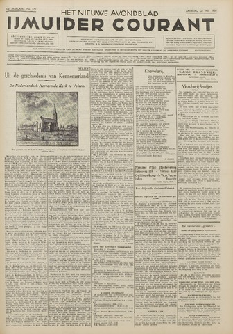 IJmuider Courant 1938-05-21