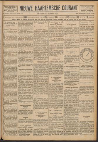 Nieuwe Haarlemsche Courant 1930-10-02