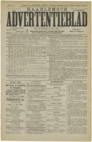 Haarlemsch Advertentieblad 1900-05-26