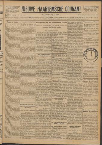 Nieuwe Haarlemsche Courant 1928-07-09