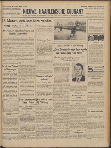 Nieuwe Haarlemsche Courant 1940-03-14