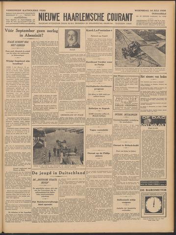Nieuwe Haarlemsche Courant 1935-07-10