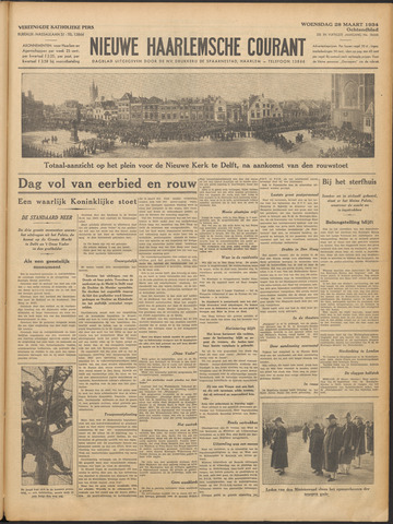 Nieuwe Haarlemsche Courant 1934-03-28