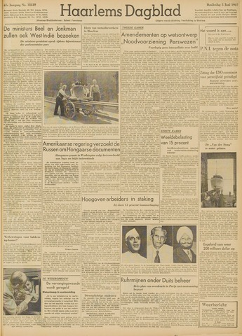 Haarlem's Dagblad 1947-06-05