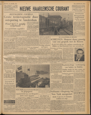Nieuwe Haarlemsche Courant 1954-12-20