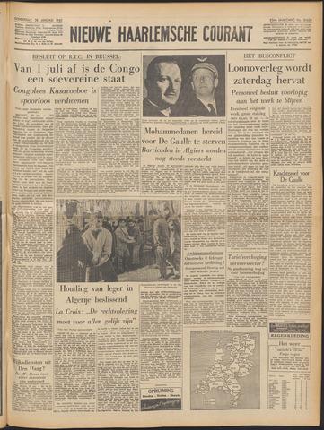 Nieuwe Haarlemsche Courant 1960-01-28