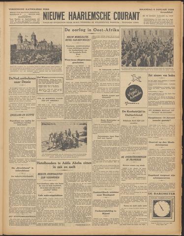 Nieuwe Haarlemsche Courant 1936-01-06