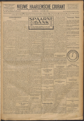 Nieuwe Haarlemsche Courant 1928-01-07