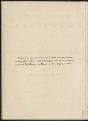 Weekblad van Haarlemmermeer 1867-01-01