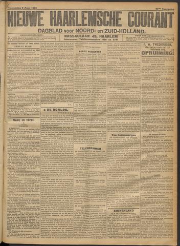 Nieuwe Haarlemsche Courant 1916-08-02