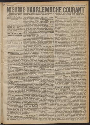 Nieuwe Haarlemsche Courant 1920-02-12
