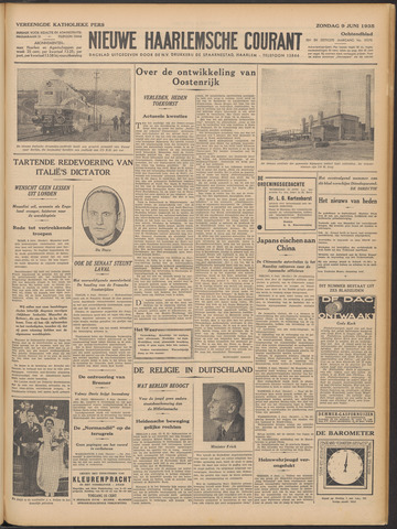 Nieuwe Haarlemsche Courant 1935-06-09