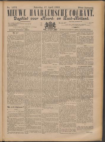 Nieuwe Haarlemsche Courant 1903-04-18
