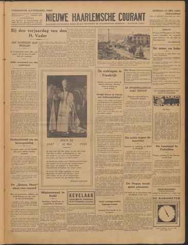 Nieuwe Haarlemsche Courant 1936-05-31