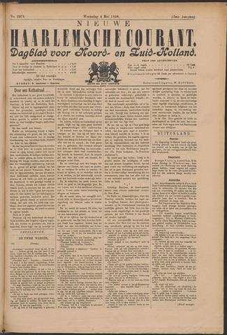 Nieuwe Haarlemsche Courant 1898-05-04